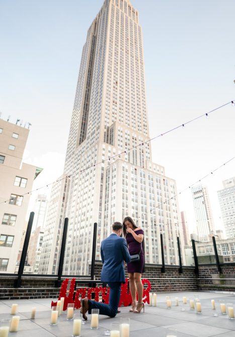 Photo The Ultimate Guide to a Memorable NYC Proposal