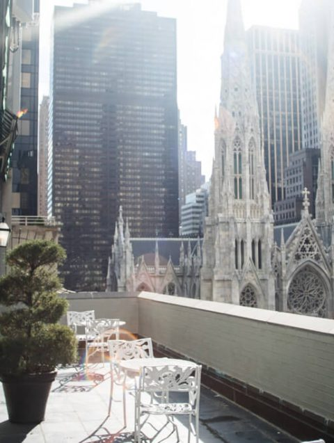 Photo St. Patrick's Cathedral Terrace | Dare to Dream