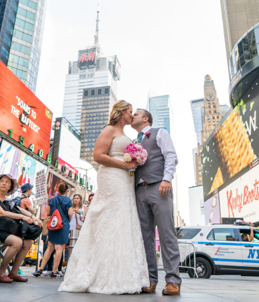 Photo 4 New York Elopement Package | Dare to Dream
