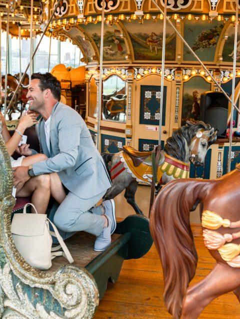 Photo Carousel Proposal | Dare to Dream