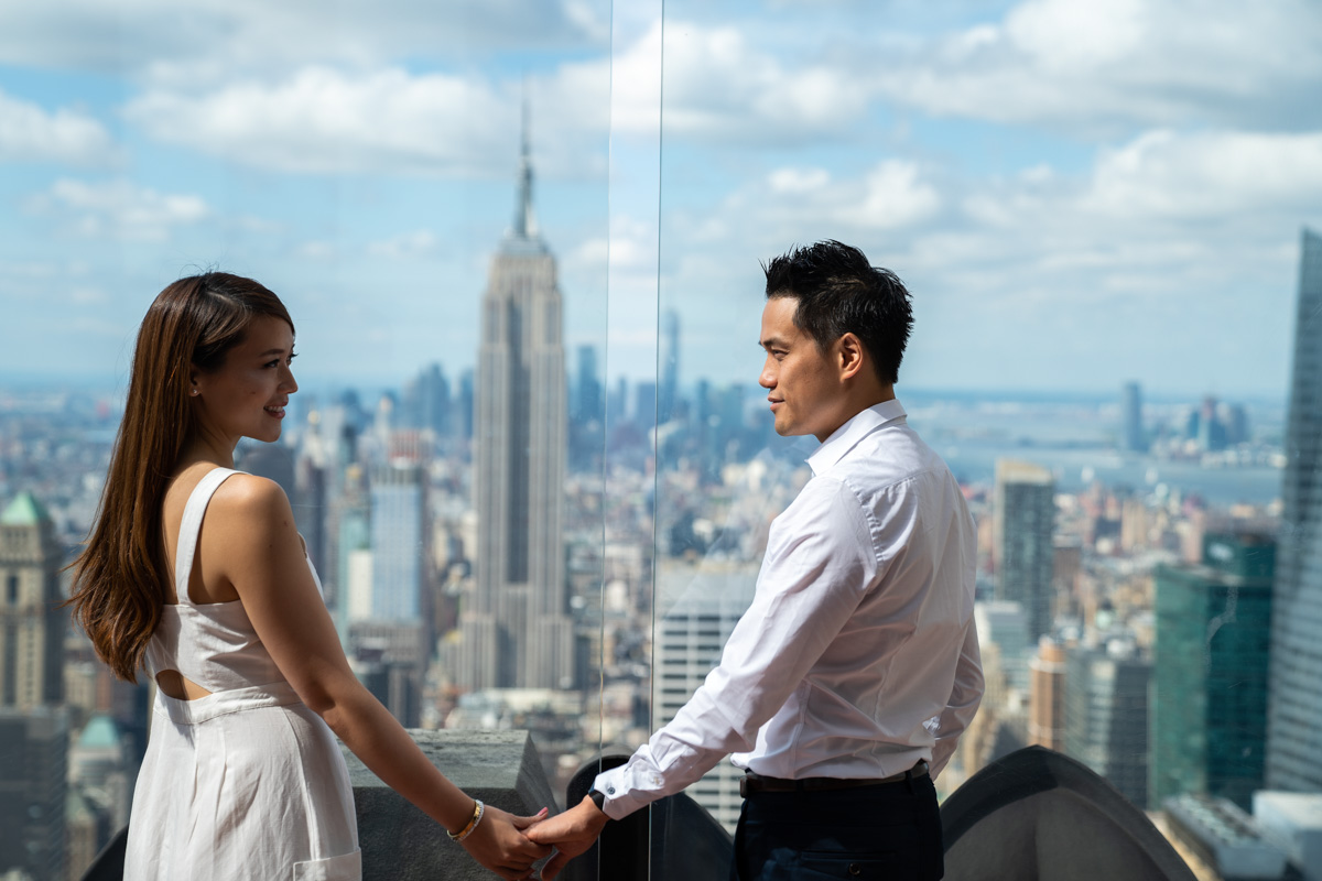 Photo 7 Intimate wedding in New York | Daretodream