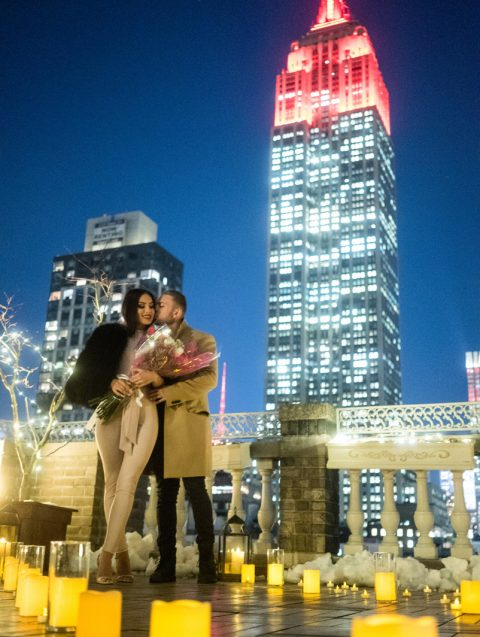 Photo 3 Private Rooftop Terrace with the Empire State Building View 2   Dare to Dream