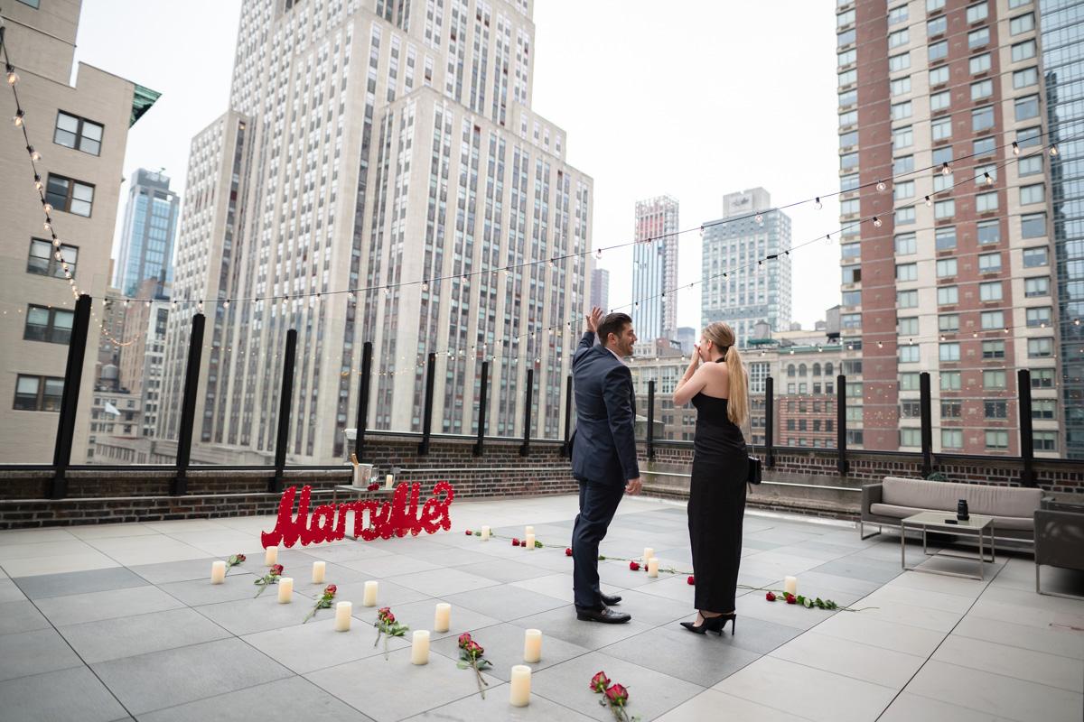 Photo 9 Intimate wedding in New York | Daretodream