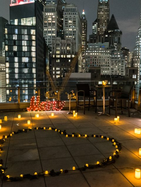 Photo Majestic Downtown Rooftop | Dare to Dream