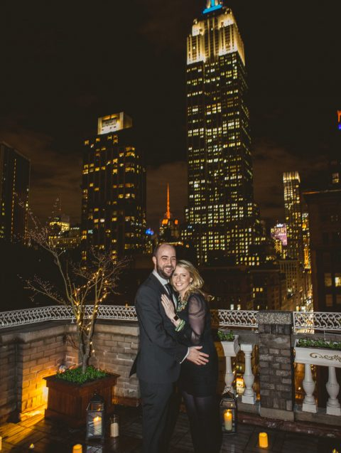 Photo Private Rooftop with the Empire State Building View | Dare to Dream