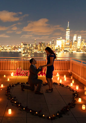 Photo 14 Proposing ideas | Best creative proposal ideas in NYC