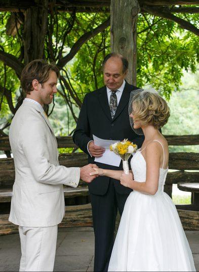 Wedding Officiant New York City