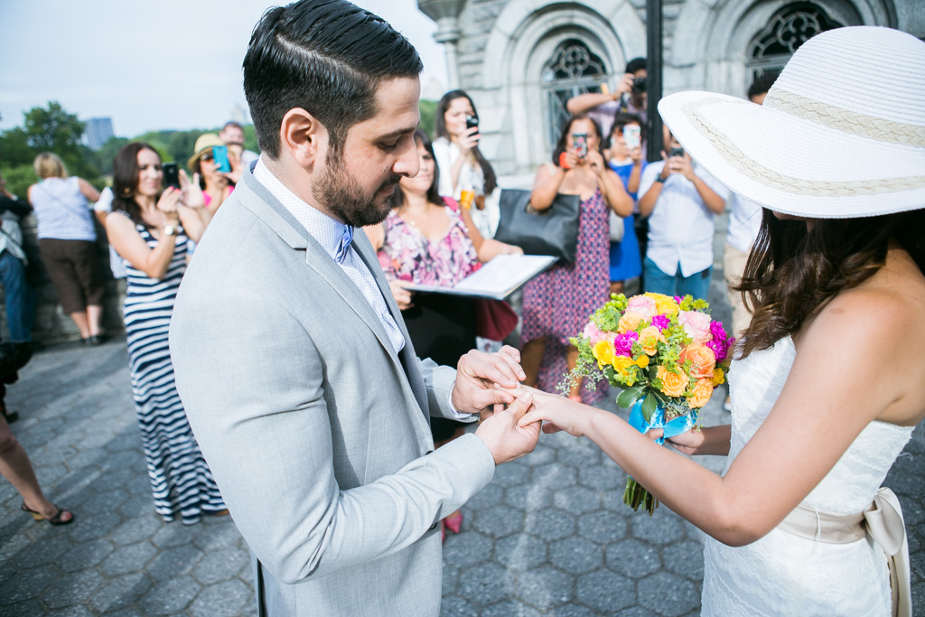 Photo 7 Central Park Wedding and picnic