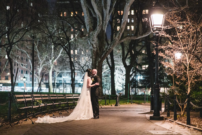 Photo 15 Мicro wedding in Washington Square Park
