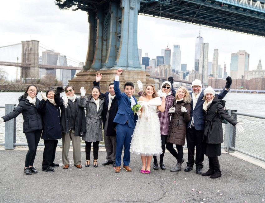 Photo 45 New York Elopement Packages | Elope in NY - Dare to Dream