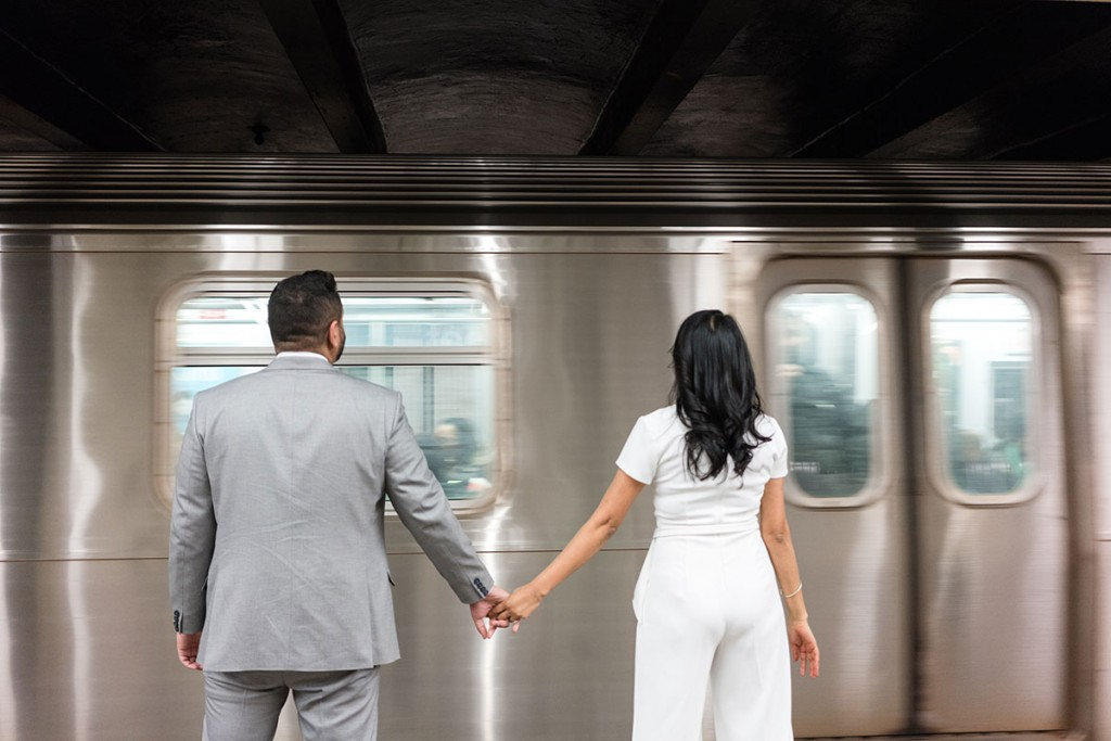 Photo 23 How to elope on the High Line Park