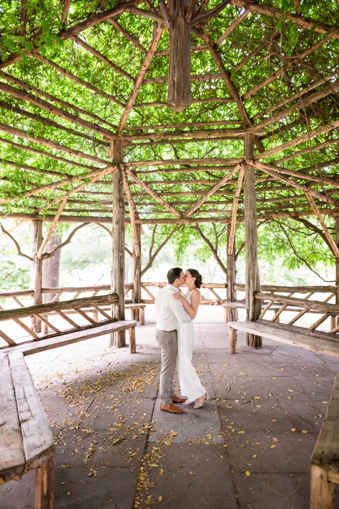 Photo 13 Beautiful  elopement at Cop Cot, Central Park