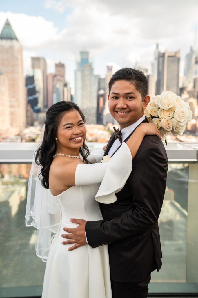 Photo 31 Ryan and Grace penthouse elopement in New York