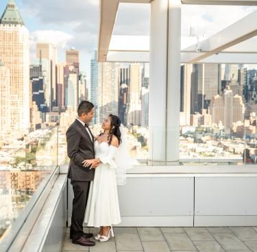 Photo 15 Intimate wedding in New York | Daretodream