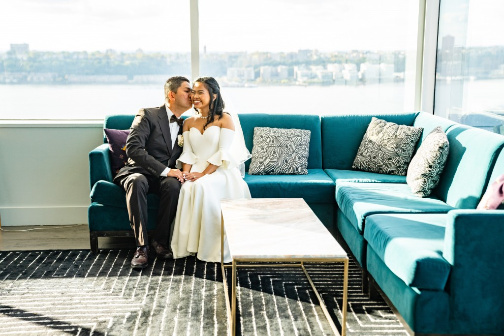 Photo 27 Ryan and Grace penthouse elopement in New York